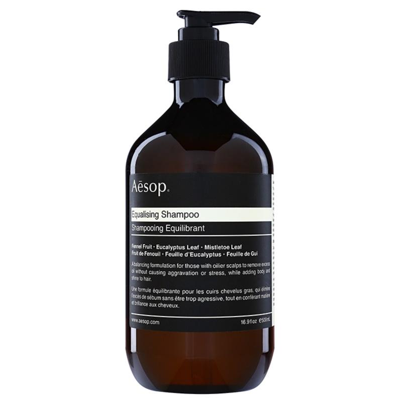 Aēsop Hair Equalising szampon przywracający równowagę skóry głowy 500 ml