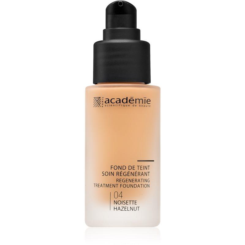 Academie Make-up Regenerating podkład w płynie o dzłałaniu nawilżającym odcień 04 Hazelnut 30 ml
