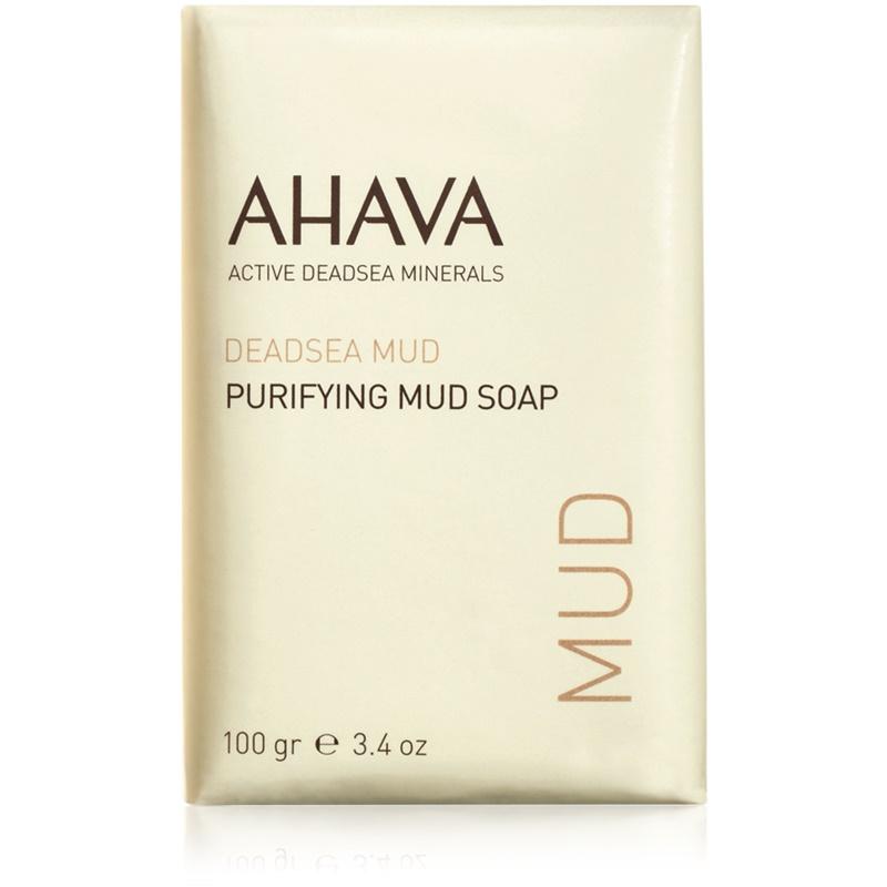 Ahava Dead Sea Mud oczyszczające mydło błotne 100 g