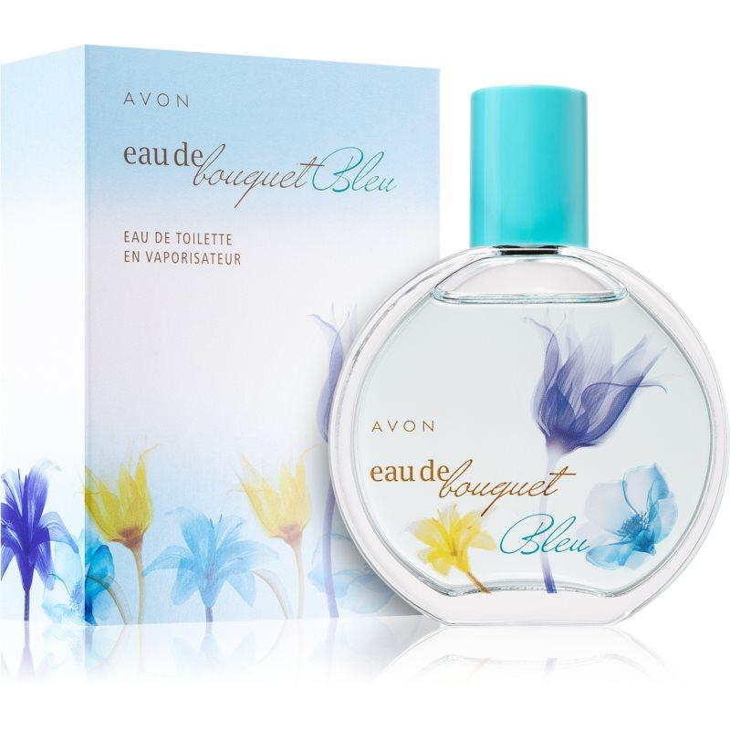 Avon Eau De Bouquet Blue woda toaletowa dla kobiet 50 ml