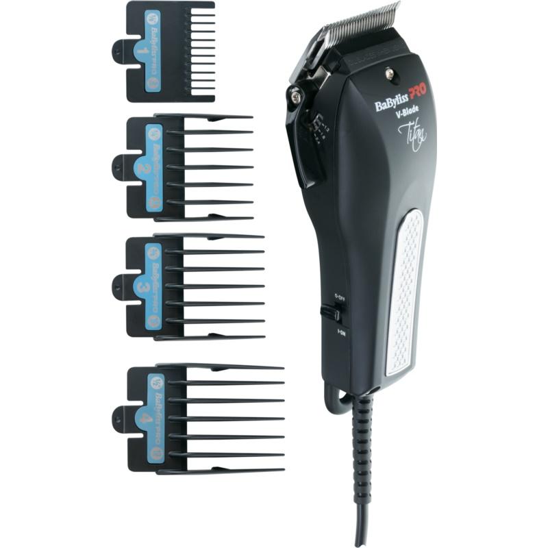 BaByliss PRO V – Blade Titan FX685E profesjonalna maszynka do włosów