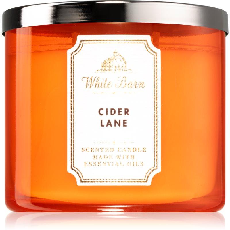 Bath & Body Works Cider Lane świeczka zapachowa 411 g