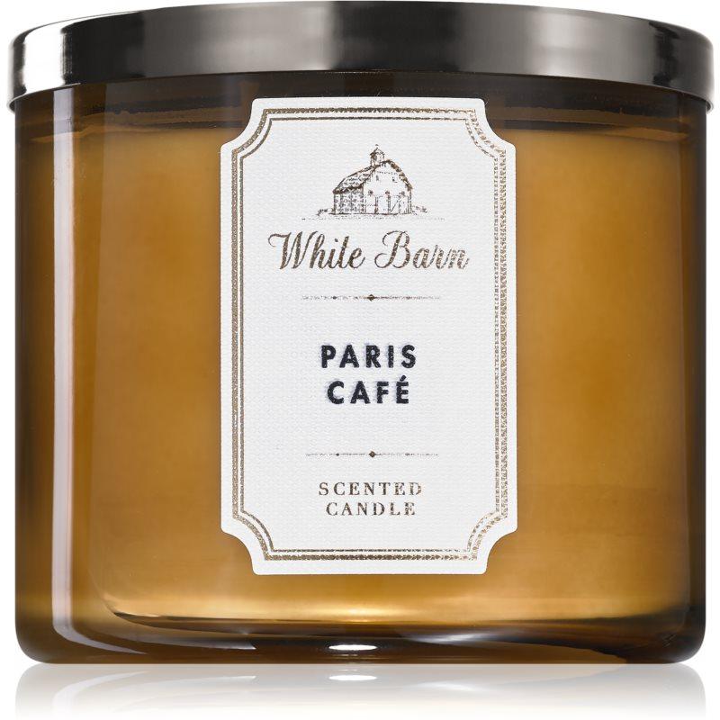 Bath & Body Works Paris Café świeczka zapachowa III. 411 g