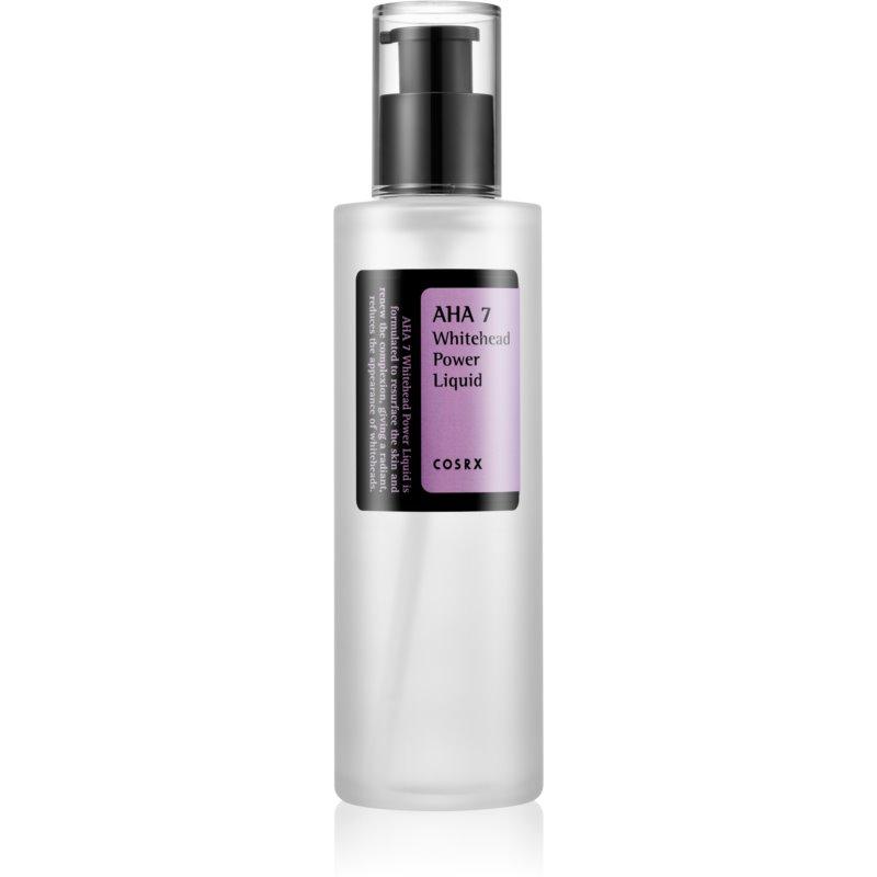 Cosrx AHA7 Whitehead Power Liquid esencja złuszczająca do skóry z przebarwieniami 100 ml