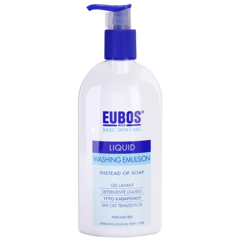Eubos Basic Skin Care Blue emulsja do mycia nieperfumowane 400 ml