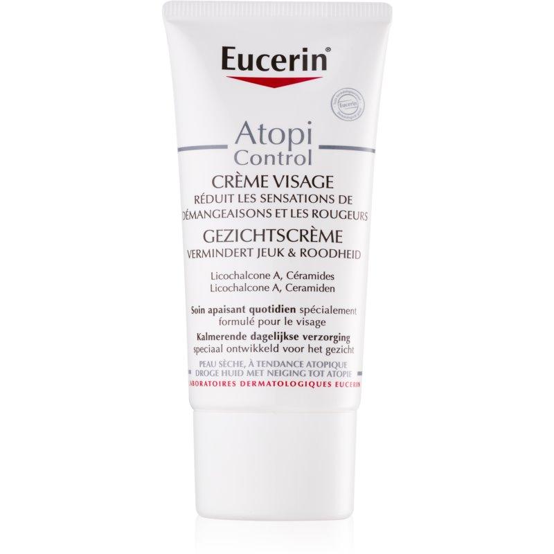 Eucerin Dry Skin Dry Skin Omega krem do twarzy do skóry suchej i atopowej 50 ml