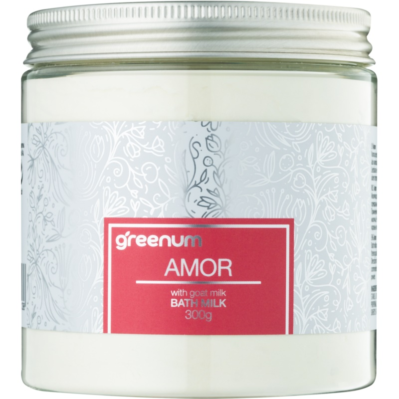 Greenum Amor mleko do kąpieli w proszku 300 g