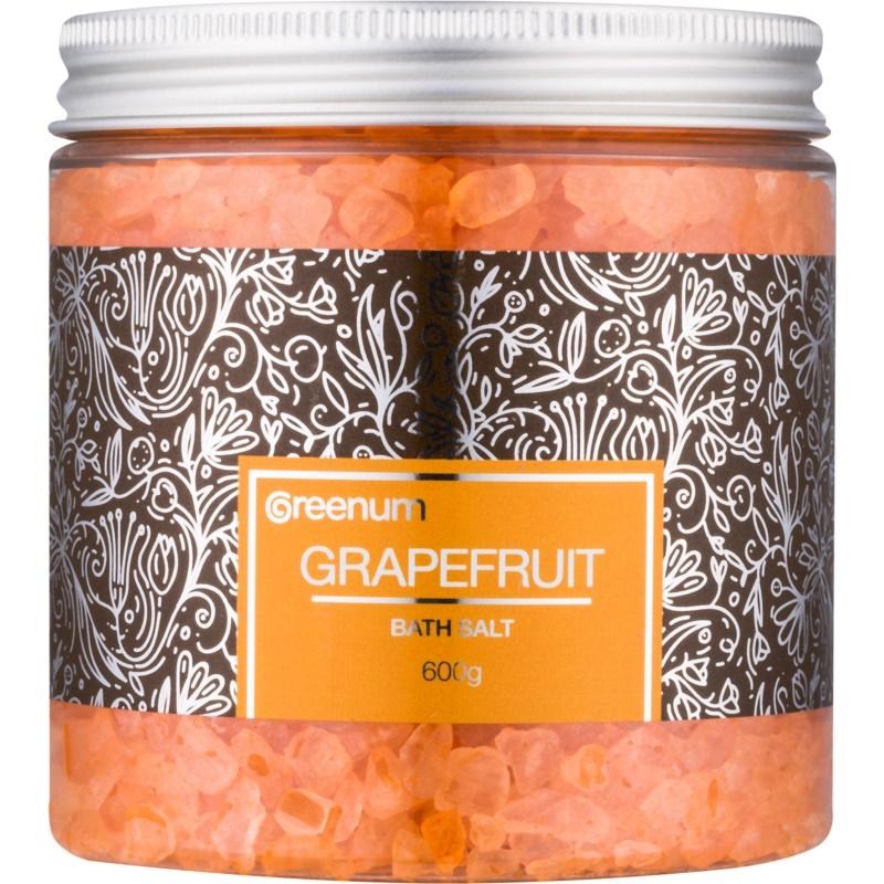 Greenum Grapefruit sól do kąpieli 600 g
