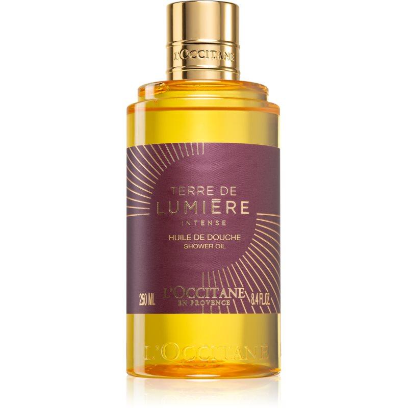 L'Occitane Terre de Lumière olejek pod prysznic 250 ml