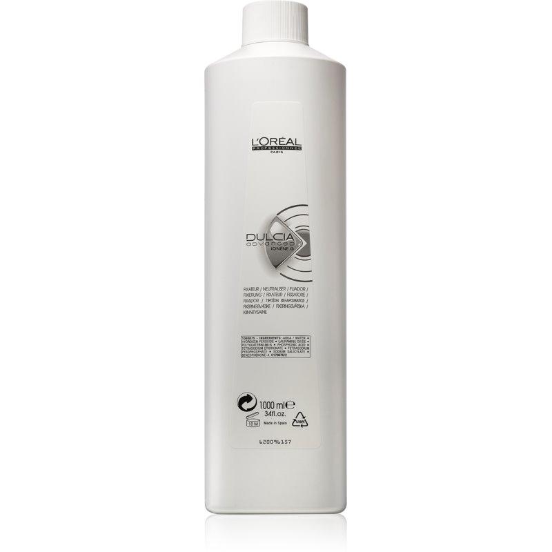 L'Oréal Professionnel Dulcia Advanced neutralizator do trwałej ondulacji 1000 ml