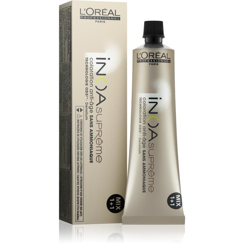 L'Oréal Professionnel Inoa Supreme farba do włosów bez amoniaku odcień 9,32 Suavidad Beige 60 g