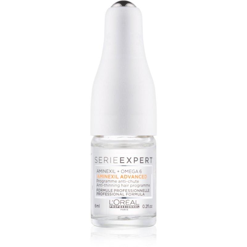 L'Oréal Professionnel Serie Expert Aminexil Advanced program przeciw wypadaniu włosów z aminexil® 10×6 ml
