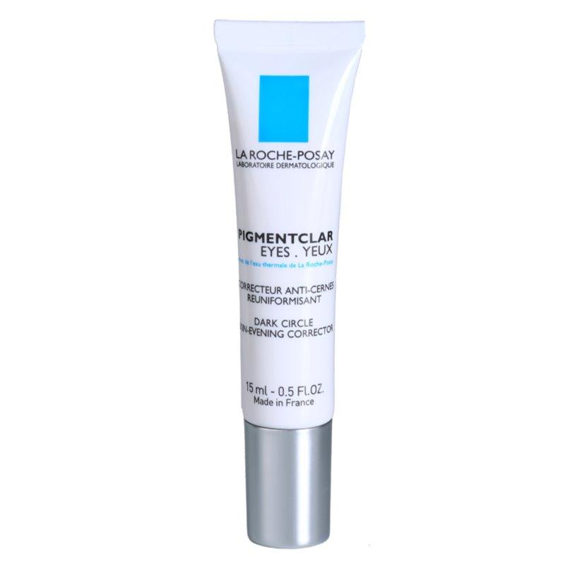 La Roche-Posay Pigmentclar rozjaśniający krem do okolic oczu przeciw cieniom pod oczami 15 ml