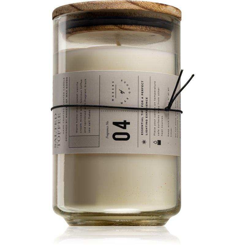 Makers of Wax Goods Salted Toffee świeczka zapachowa