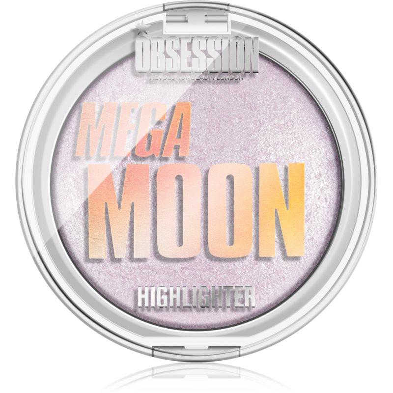 Makeup Obsession Mega rozświetlacz odcień Moon