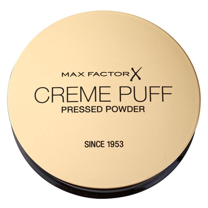 Max Factor Creme Puff puder do wszystkich rodzajów skóry odcień 50 Natural 21 g