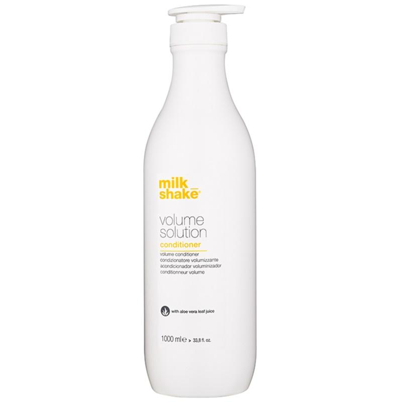 Milk Shake Volume Solution odzywka do włosów cienkich i noramlnych nadający objętość i pogrubienie 1000 ml