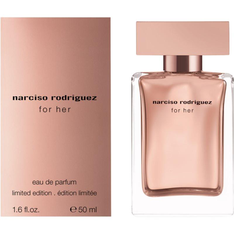 Narciso Rodriguez For Her woda perfumowana limitowana edycja dla kobiet 50 ml