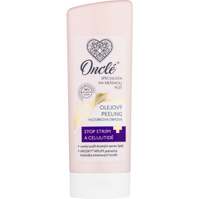 Onclé Woman peeling antycellulitowy 200 ml
