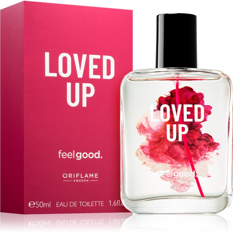 Oriflame Loved Up Feel Good woda toaletowa dla kobiet 50 ml