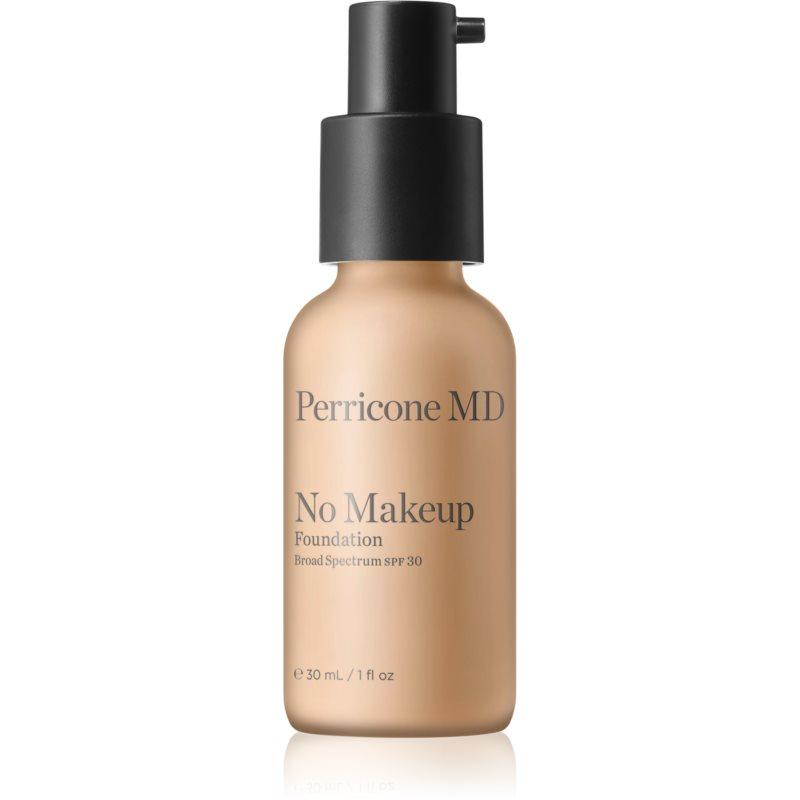 Perricone MD No Makeup Foundation podkład o przedłużonej trwałości SPF 30 odcień Light 30 ml