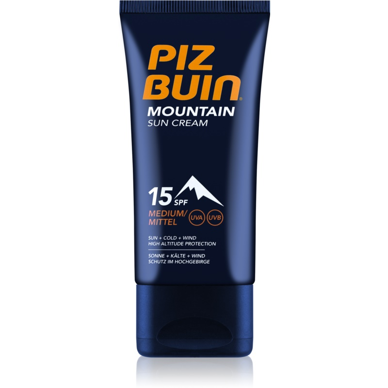 Piz Buin Mountain krem do opalania SPF 15 50 ml