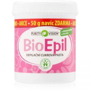 Purity Vision BioEpil pasta cukrowa do depilacji 400 g