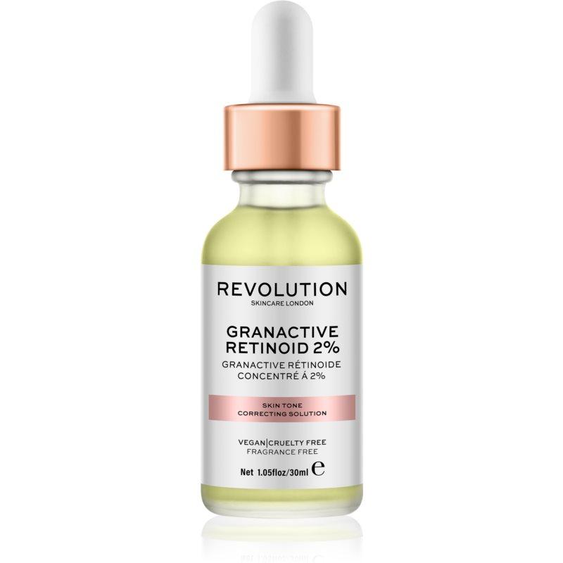 Revolution Skincare Granactive Retinoid 2% serum ujednolicające kolor skóry 30 ml