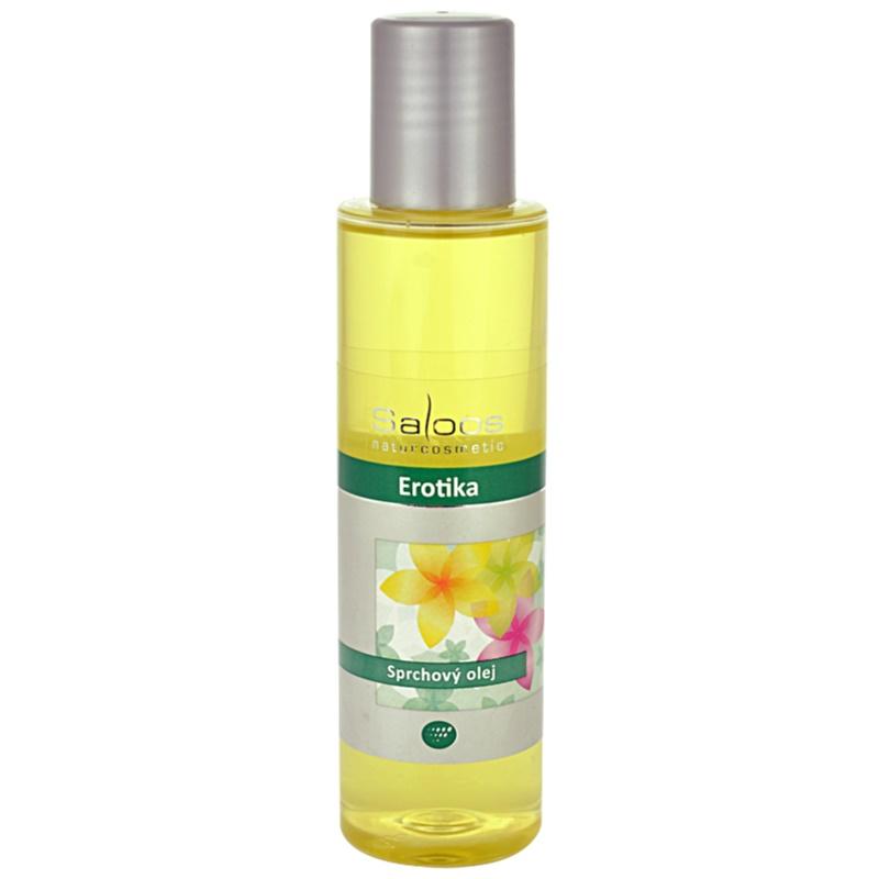 Saloos Shower Oil olejek pod prysznic Erotica 125 ml