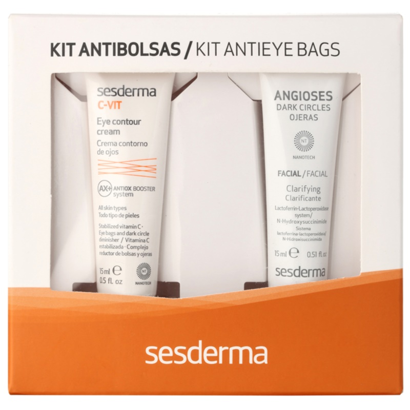 Sesderma Antibolsas zestaw kosmetyków I. dla kobiet