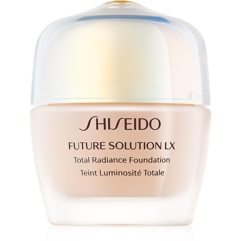 Shiseido Future Solution LX Total Radiance Foundation makijaż odmładzający SPF 15 odcień Neutral 2/Neutre 2 30 ml