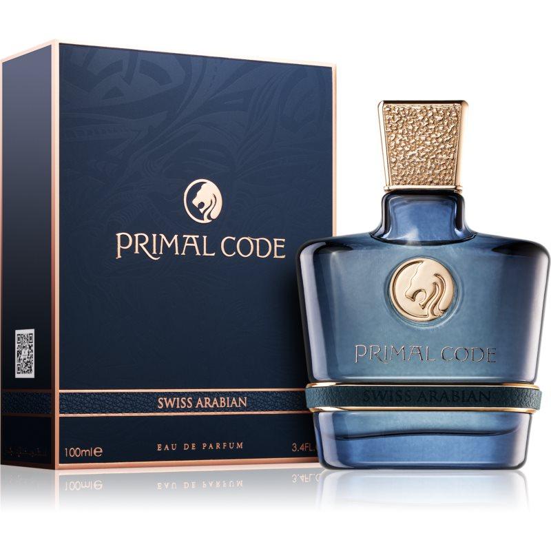 Swiss Arabian Primal Code woda perfumowana dla mężczyzn 100 ml