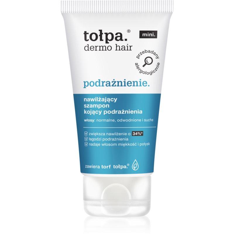 Tołpa Dermo Hair Irritation szampon nawilżająco-łagodzący 50 ml