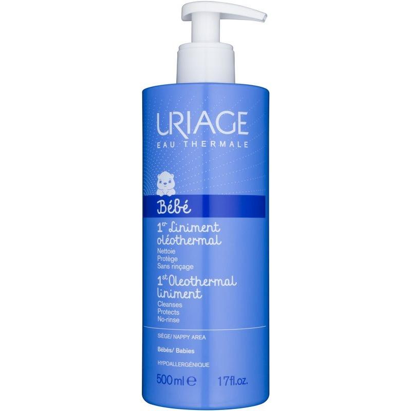 Uriage Bébé delikatny krem myjący dla dzieci
