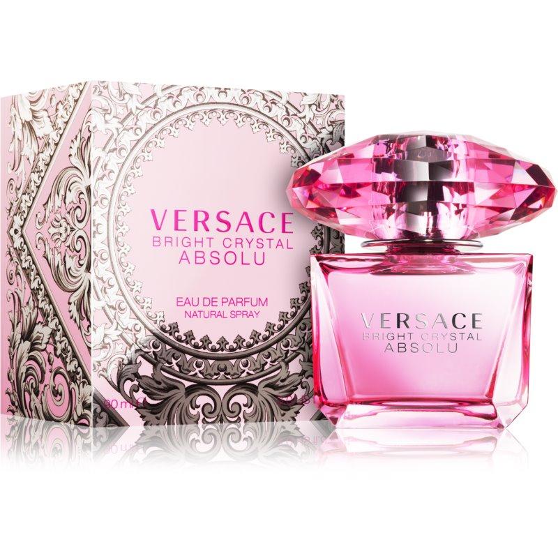 Versace Bright Crystal Absolu woda perfumowana dla kobiet 90 ml