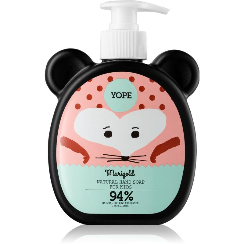 Yope Marigold mydło do rąk w płynie dla dzieci 400 ml