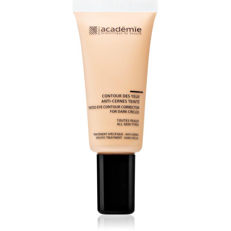 Academie All Skin Types kremowy korektor przeciw cieniom pod oczami 20 ml