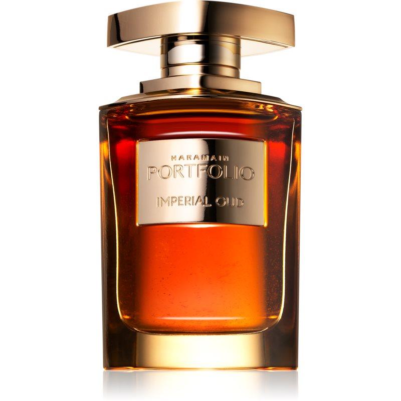 Al Haramain Portfolio Imperial Oud woda perfumowana unisex 75 ml