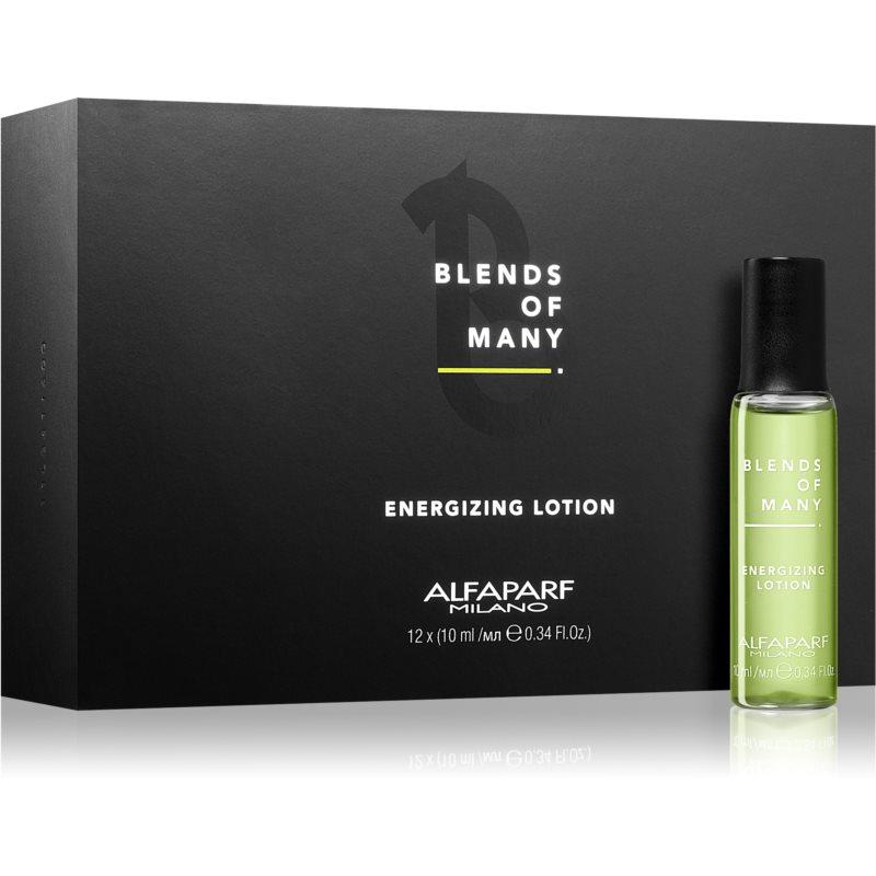 Alfaparf Milano Blends of Many serum energizujące do włosów suchych i zniszczonych 12 x 10 ml