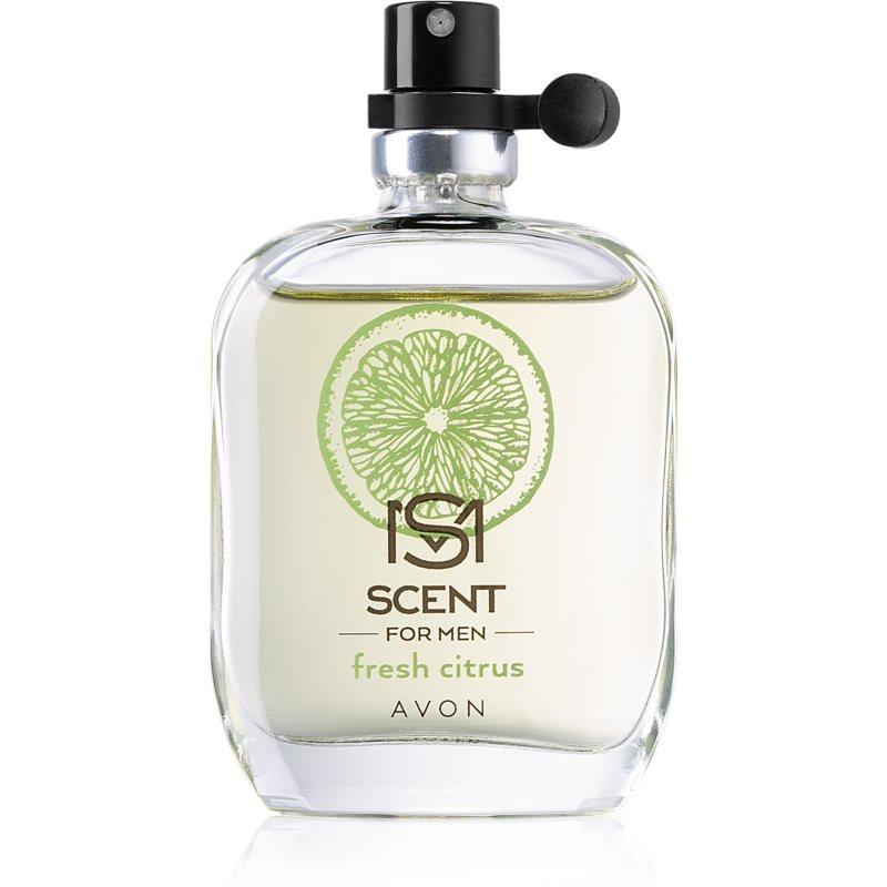Avon Scent for Men Fresh Citrus woda toaletowa dla mężczyzn 30 ml