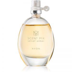 Avon Scent Mix Velvet Amber woda toaletowa dla kobiet 30 ml