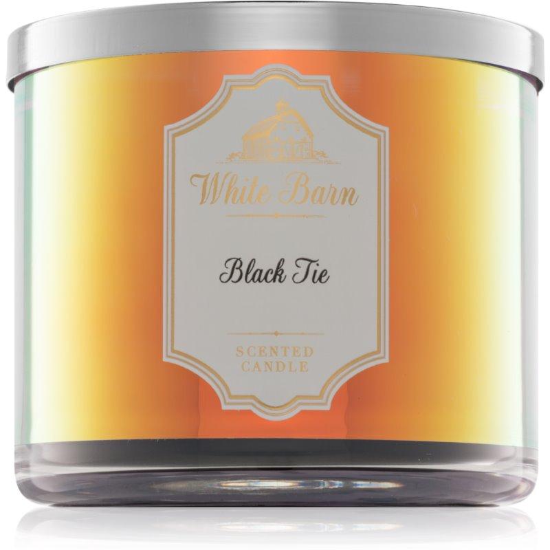 Bath & Body Works Black Tie świeczka zapachowa 411 g