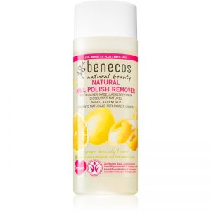 Benecos Natural Beauty zmywacz do paznokci bez acetonu 125 ml