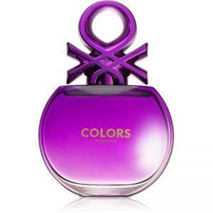 Benetton Colors de Benetton Woman Purple woda toaletowa dla kobiet 80 ml