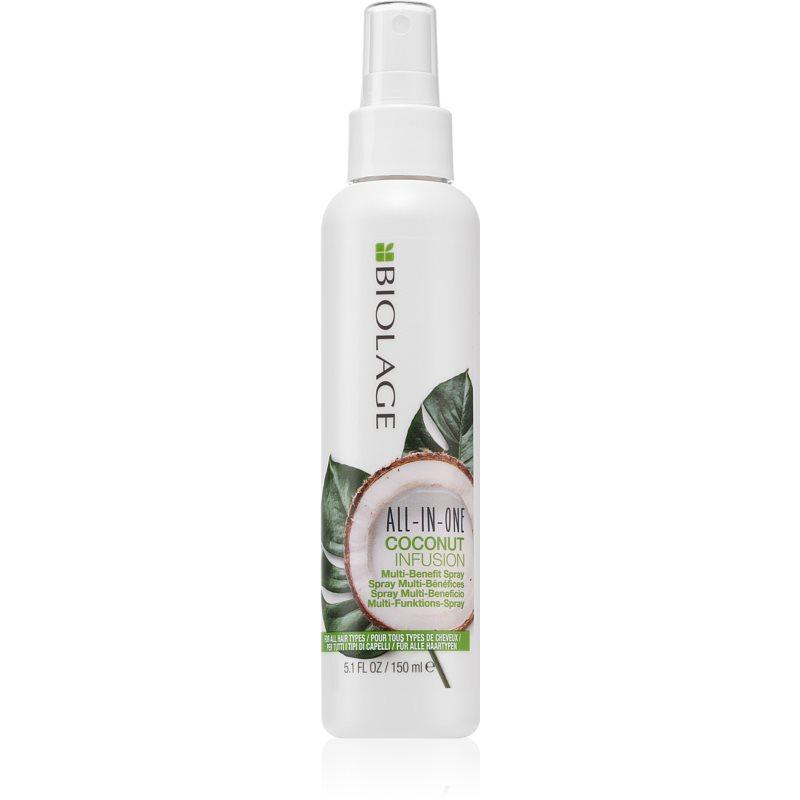 Biolage Essentials All-In-One lekki wielofunkcyjny spray do wszystkich rodzajów włosów 150 ml