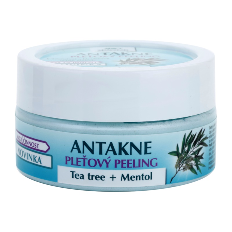 Bione Cosmetics Antakne peeling do twarzy i ciała 200 g