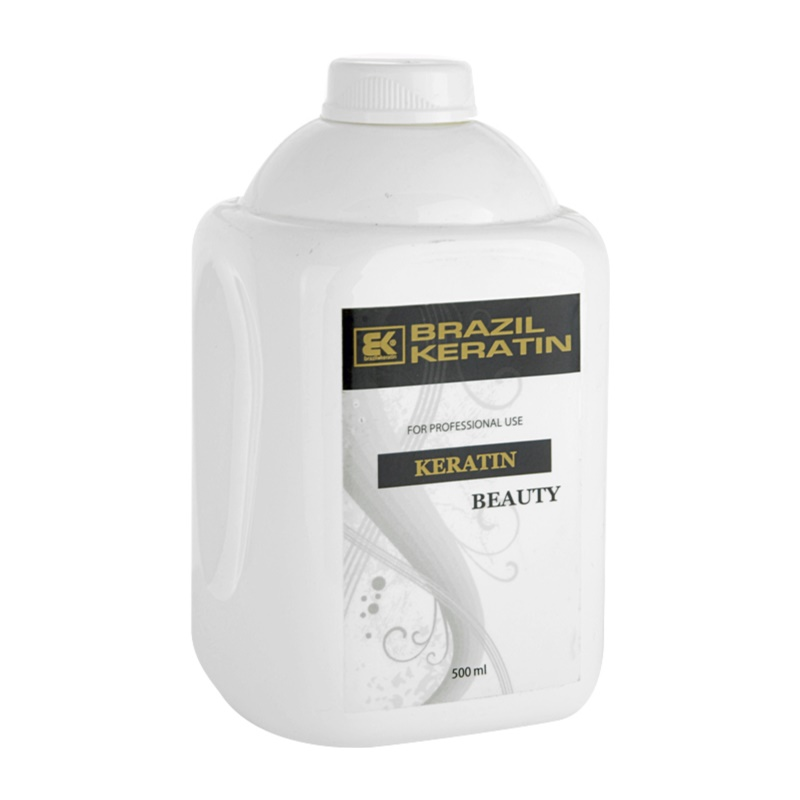Brazil Keratin Beauty Keratin kuracja regenerująca do włosów zniszczonych 500 ml