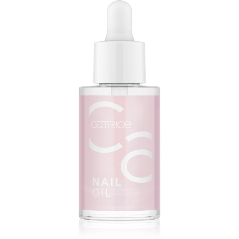 Catrice Nail Oil olejek odżywczy do paznokci 8 ml