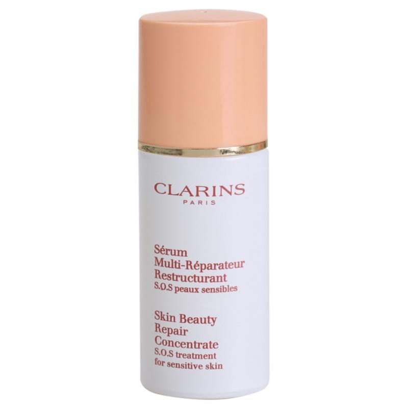 Clarins Gentle Care olejek regenerujący do skóry wrażliwej ze skłonnością do przebarwień 15 ml