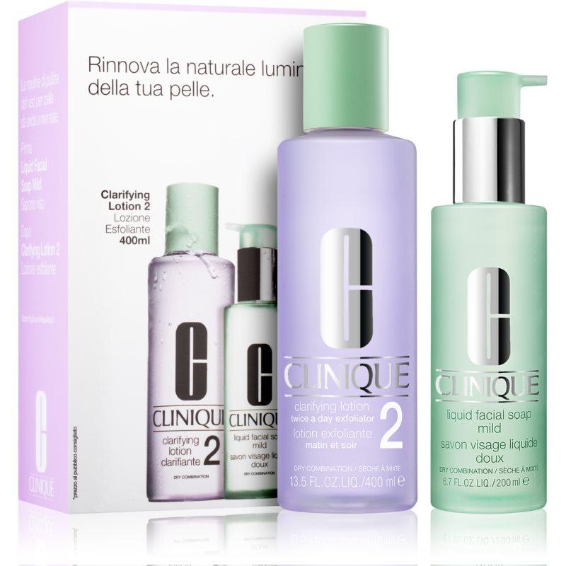 Clinique 3 Steps zestaw kosmetyków II. (do skóry suchej i mieszanej) dla kobiet